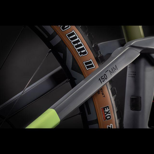 CUBE Stereo 150 C:62 Race 29 2021 maastopyörä